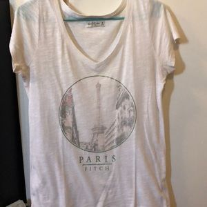 Abercrombie and Fitch Paris shirt